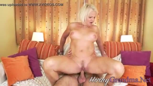 Meat cock hungry granny stiff rides my the